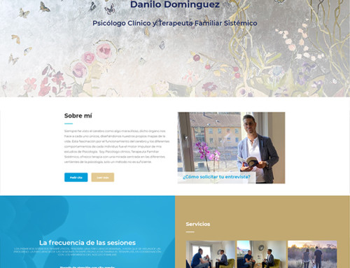 Web de Danilo Dominguez