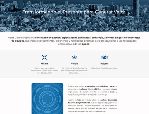Web Heras Consulting
